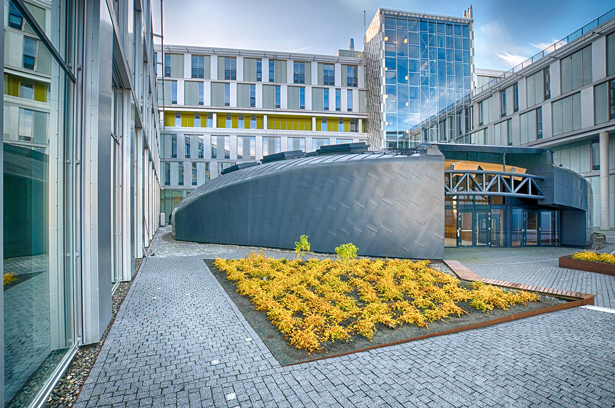 Knowledge Centre, St Olav's Hospital, Norway